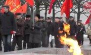 73-летие освобождения Ленинграда от фашистской блокады