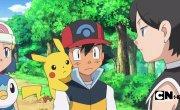 """Покемон / Pokemon - 13 сезон, 636 серия """"Держись на высоте!"""""""