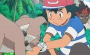 """Покемон / Pokemon - 20 сезон, 17 серия """"Кристально Чистое Расследование!"""""""