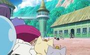 """Покемон / Pokemon - 22 сезон, 122 серия """"Идёт слежка! Алола формы Команды Ракета!!"""""""