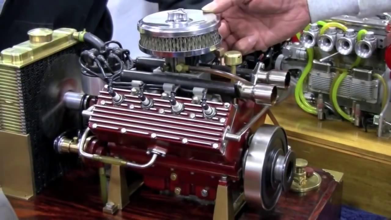 Микро дизельный двигатель своими руками
