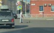 Таксист на Красрабе
