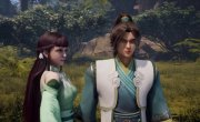 Непревзойдённый Царь Небес / Верховный Бог / Wu Shang Shen Di - 1 сезон, 16 серия