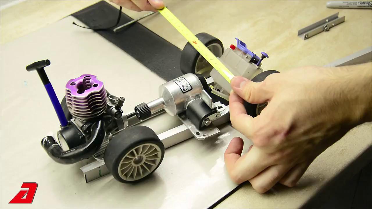 Мотор модели своими руками 266