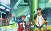 """Покемон / Pokemon - 17 сезон, 35 серия """"Битвы В Небе!"""""""