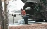 Гнев уборщика мусора