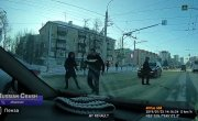 Подборка ДТП на видеорегистратор за 28.01.2019. Russian Crash. №1176