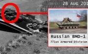 NATO Satellite Video- Proof of Russian Invasion in Ukraine! 28 AUG 2014