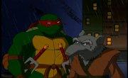 """Черепашки ниндзя. Новые приключения / Teenage Mutant Ninja Turtles - 1 сезон, 19 серия """"Рассказы Лео"""""""
