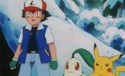 """Покемон / Pokemon - 3 сезон, 128 серия """"""""Спасение чикориты"""""""""""