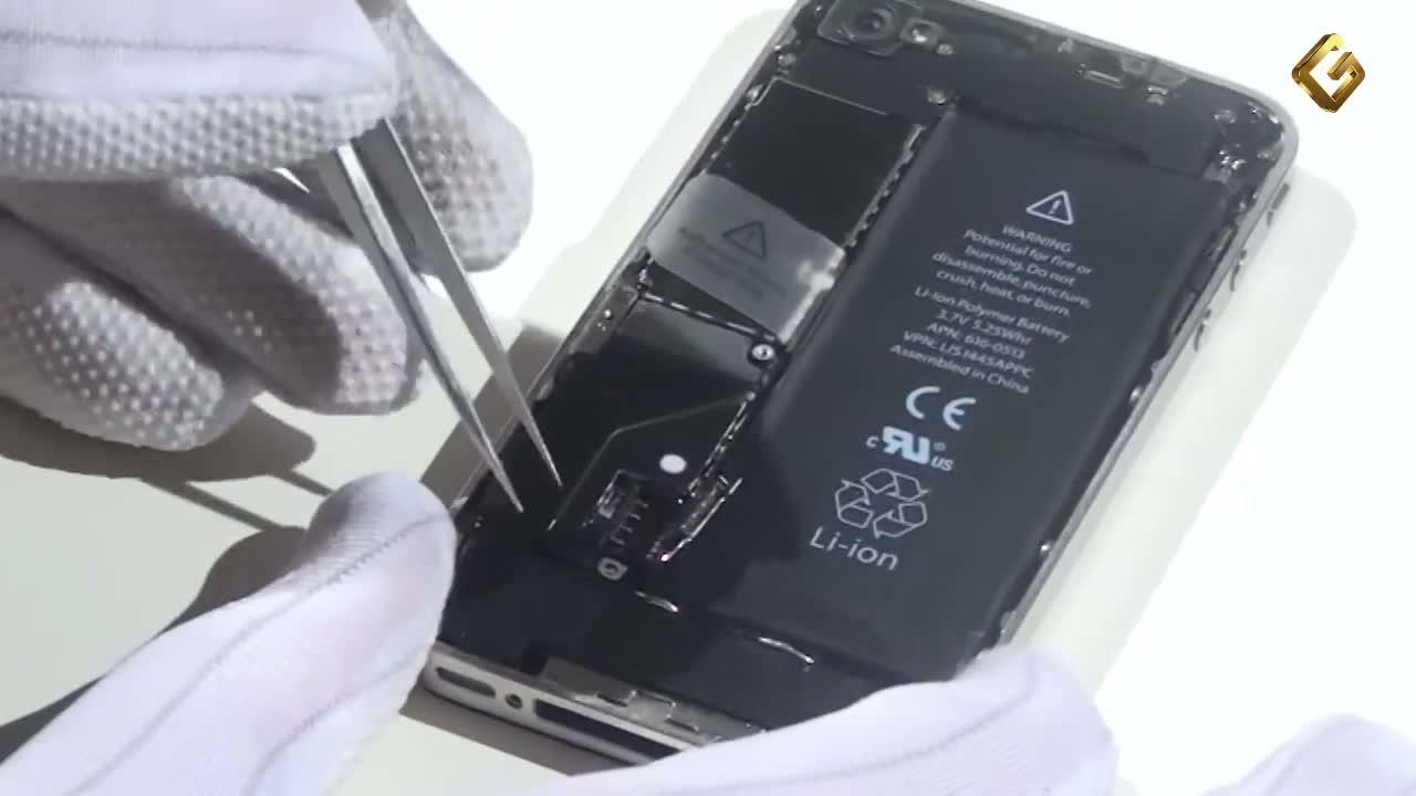 Разобрать айфон 4 своими руками