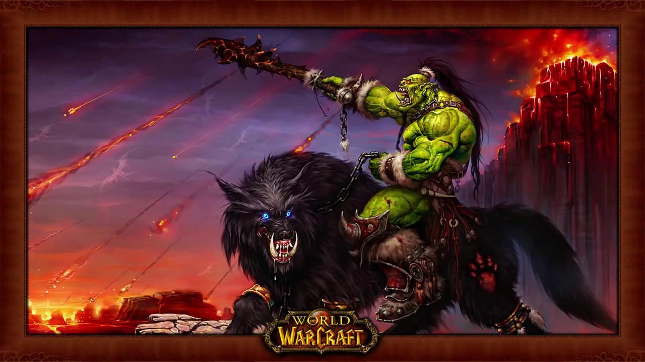 World of warcraft orc speak sex gallery