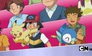 "Покемон / Pokemon - 13 сезон, 642 серия ""Последний звонок, в первом раунде!"""