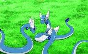 """Покемон / Pokemon - 23 сезон, 10 серия """"Рай Кайрю, Испытание Хакурю!"""""""