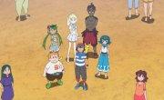 """Покемон / Pokemon - 22 сезон, 129 серия """"Противостояние! Королевская Битва 151!!"""""""