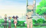 """Покемон / Pokemon - 14 сезон, 21 серия """"Затерянный Мир Гофитель"""""""