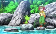 "Покемон / Pokemon - 18 сезон, 46 серия ""The Strongest Mega Evolution - 01"""
