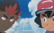 "Покемон / Pokemon - 22 сезон, 107 серия ""Бегите, Герои, Бегите!"""