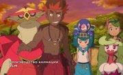 """Покемон / Pokemon - 22 сезон, 124 серия """"Идеальное остриё! Появление Камицуруги!!"""""""