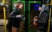 Красноярцы во время Универсиады-2019 устроили концерт прямо в салоне автобуса