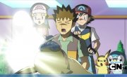 """Покемон / Pokemon - 13 сезон, 658 серия """"Брок в Деле!"""""""