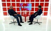 Интервью на 8 канале. Роман Крастелев, Сергей Семёнов