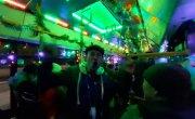 Красноярский весёлый автобус в новогоднюю ночь