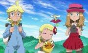 """Покемон / Pokemon - 17 сезон, 26 серия """"В Поисках Цветка Фей!"""""""