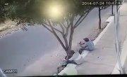 Трое парней чудом выжили во время страшной аварии пикапа