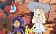 "Покемон / Pokemon - 22 сезон, 105 серия ""Борьба На Острове Пони!"""