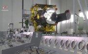 Подготовка космического аппарата «Спектр-РГ» к запуску