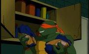 """Черепашки ниндзя. Новые приключения / Teenage Mutant Ninja Turtles - 1 сезон, 21 серия """"Возвращение в Нью-Йорк: Часть 1"""""""