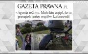 Польский интерес в белорусском кризисе. Чтобы Запад был на Востоке