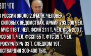 ЕДРОСНЯ рухнула до 20%. Зэчки России побили рекорд. 62 000 000 на опрос - нравятся дороги в России?