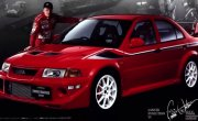 Mitsubishi Lancer Evolution VI Tommi Makinen. История двух легенд.