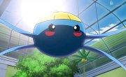 """Покемон / Pokemon - 17 сезон, 5 серия """"Бурная Гим-Битва в Санталун-Сити!"""""""