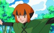 """Покемон / Pokemon - 10 сезон, 500 серия """"Травяной покемон всегда самый зелёный"""""""