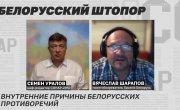 Белорусский штопор. Внутренние факторы белорусского кризиса