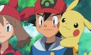 """Покемон / Pokemon - 9 сезон, 41 серия """"Матч Реванш В Боевой Пирамиде."""""""
