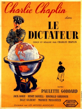 Великий диктатор / The Great Dictator