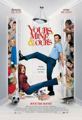 Твои, мои и наши / Yours, Mine and Ours