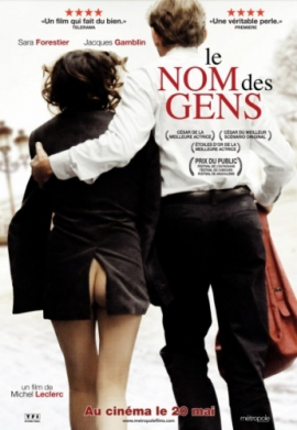 Имена людей / Le nom des gens (The Names of Love)