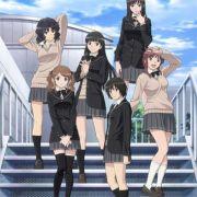 Амагами / Нежный Укус / Лакомый Кусочек / Amagami SS / SS Plus все серии