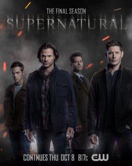 Сверхъестественное / Supernatural смотреть онлайн