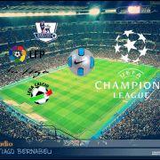 Обзоры футбольных матчей