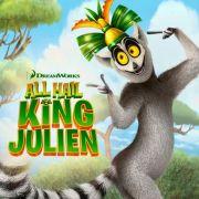Да здравствует король Джулиан / All Hail King Julien все серии