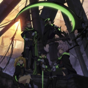 Последний Серафим / Owari no Seraph / Seraph of the End / Nagoya Kessen Hen все серии