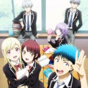 Ямада И Семь Ведьм / Yamada-kun to 7-nin no Majo / Yamada and the Seven Witches все серии