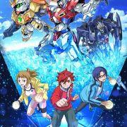 Возвращение Смоделированных Гандамов / Gundam Build Fighters Try все серии