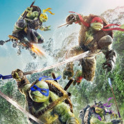 Черепашки-ниндзя 2 / Teenage Mutant Ninja Turtles 2